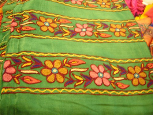 Indian Heritage Embroidery Kutch Embroidery From Gujarat By