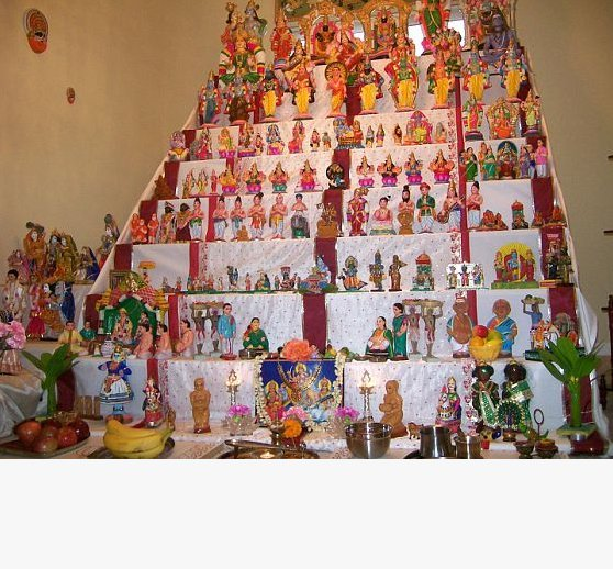 Indian Heritage Festivals Navarathiri Golu At Ms Viji