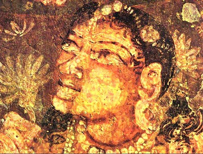 Indian Heritage Painting Ajanta Cave Paintings
