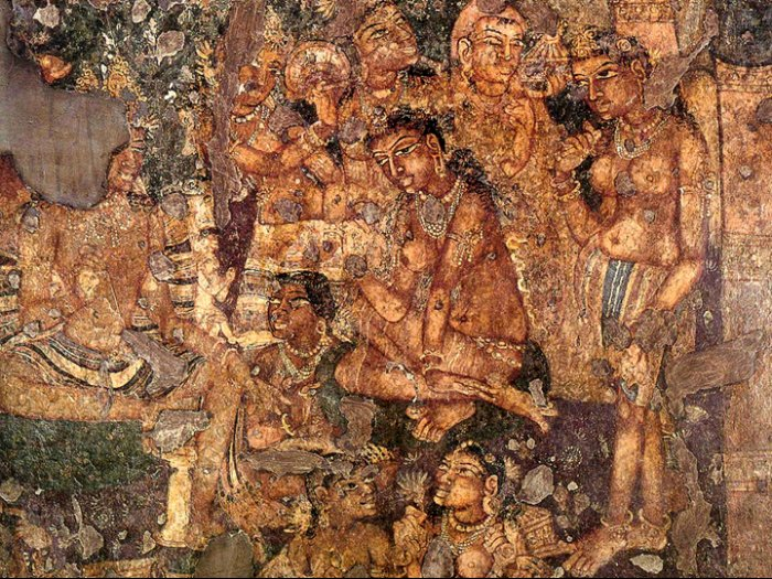 Ancient Cave Painting Pictures