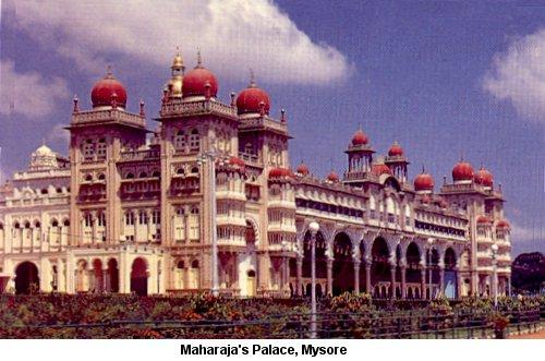 Indian States Karnataka Mysore